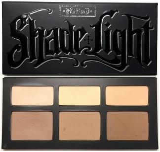 Kat Von D Shade and Light Contour Palette - Ride or Die Makeup Tag