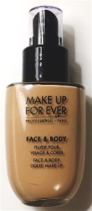 MUFE Face and Body Foundation - Ride or Die Makeup Tag