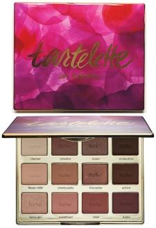 Tarte Tartelette in Bloom Eyeshadow Palette - Ride or Die Makeup Tag