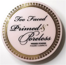 Too Faced Primed and Poreless Pressed Powder - Ride or Die Makeup Tag