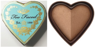 Too Faced Sweethearts Bronzer - Ride or Die Makeup Tag