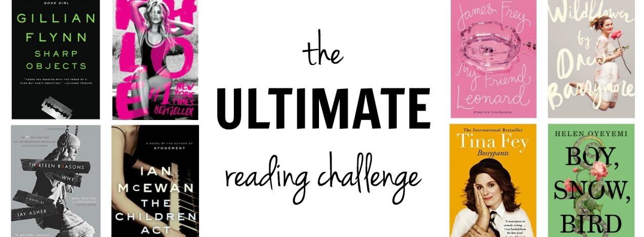 ultimatereadingchallenge